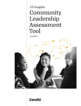 Community Leadership Assessment Tool