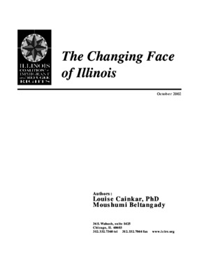The Changing Face of Illinois