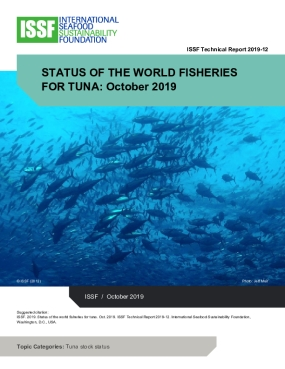 Status of the World Fisheries for Tuna: October 2019